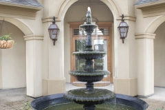 Fountain in Front
